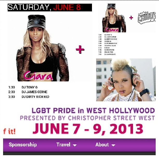 PRIDE! Saturday Mainstage 3:30 - 4:50PM